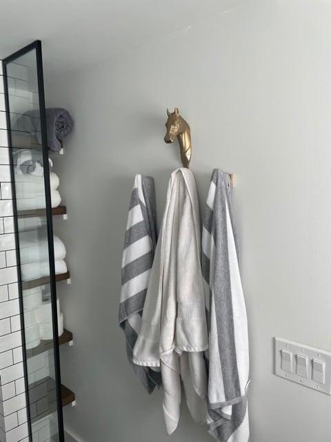 SW Pure White Bathroom