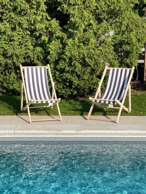 THE INSIDE Cabana Chairs