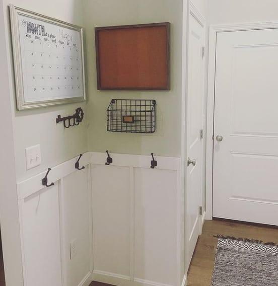 the best trim paint colors - decorators white