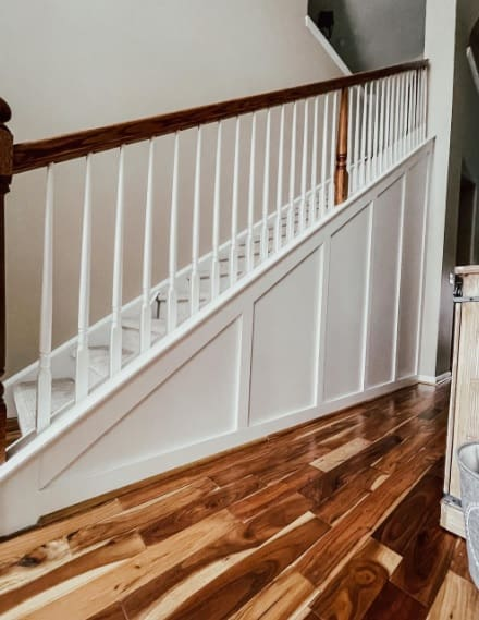 the best whit paint color for trim- pure white