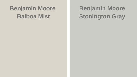 Balboa Mist vs Stonington